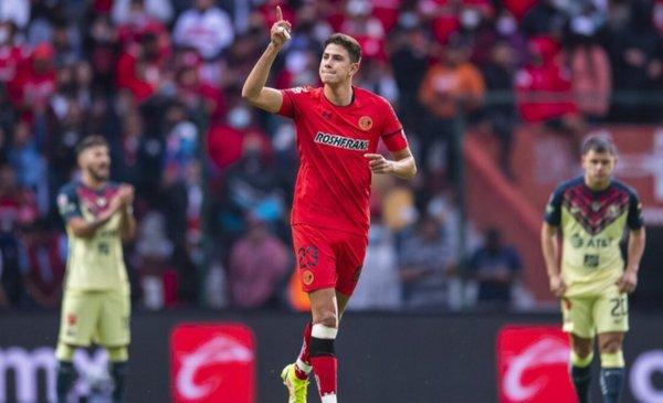 Haret Ortega se confiesa tras anotarle un doblete al Club América